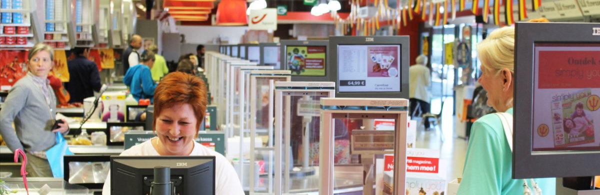 Winkelbeveiliging van Resatec met Winkeldiefstalpoortjes