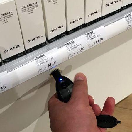 SmartLock voor kasten of lades - winkeldiefstalbeveiliging - Resatec