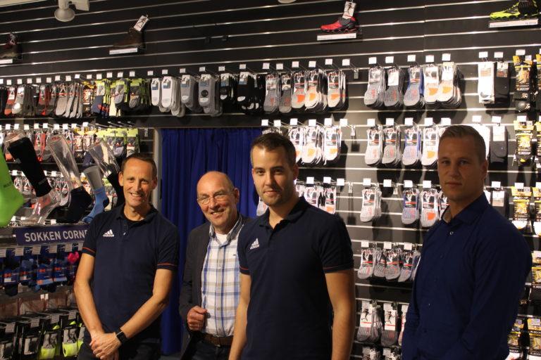 Intersport Schutte gaat partnership aan met EAS-Resatec