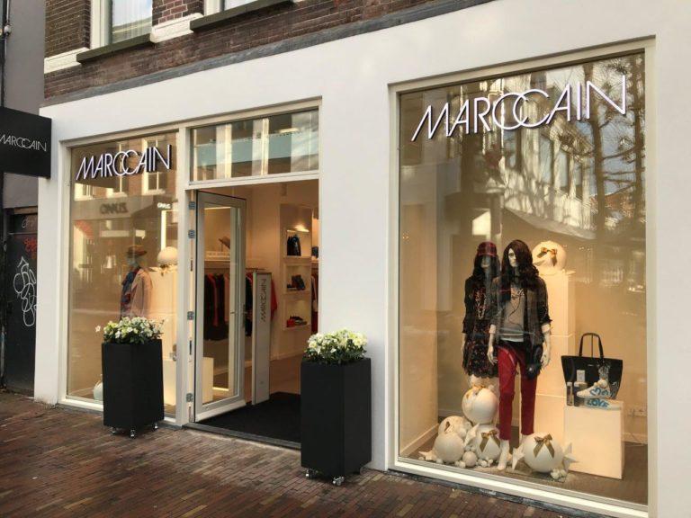 Marc Cain Store in Haarlem - EAS-Resatec