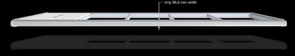 De Modus van Resatec is een robuuste, stijlvolle en kostefficiënte antenne