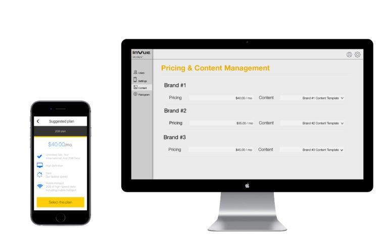 InVue Microsigns - Resatec - Analytics Software