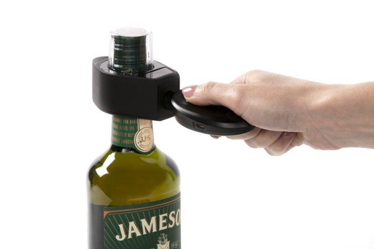 OneKEY bottle cap - InVue Resatec