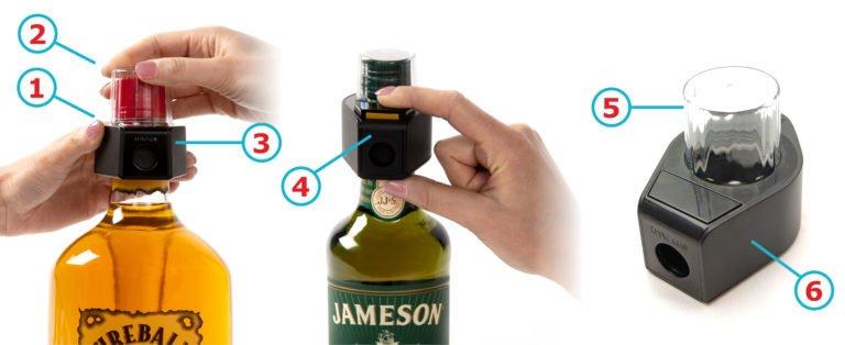 Alle voordelen van de InVue Bottle Cap