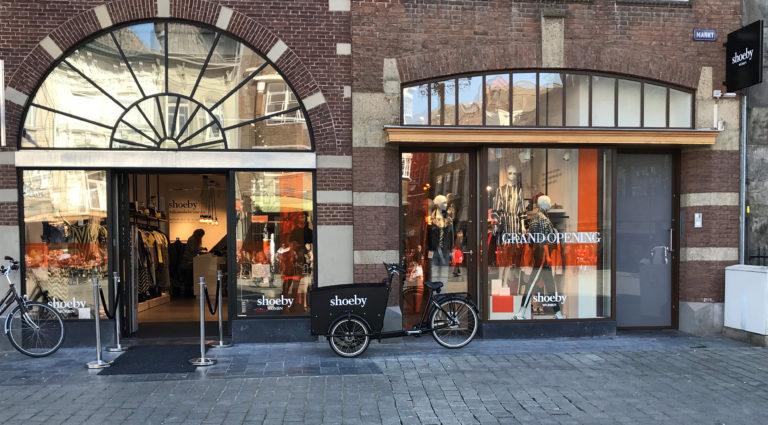 Shoeby Den Bosch beveiligd door EAS-Resatec: geef winkeldieven geen kans meer