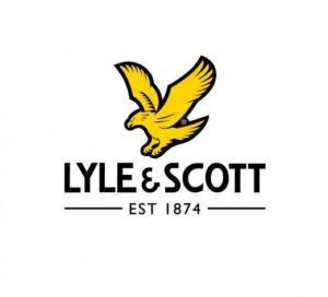 Logo Lyle & Scott - winkeldiefstalbeveiliging - EAS-Resatec